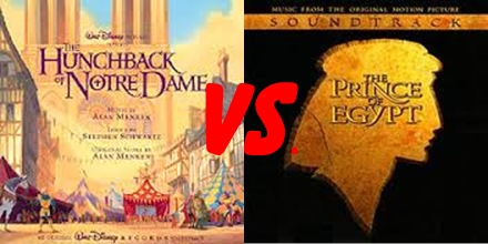 Soundtrack Comparison: The Hunchback of Notre Dame vs  The