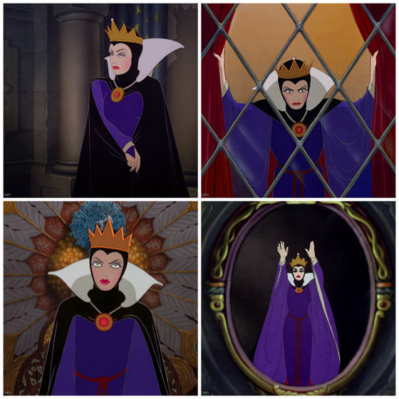 8.Evil Queen. Has yet to kill seven.