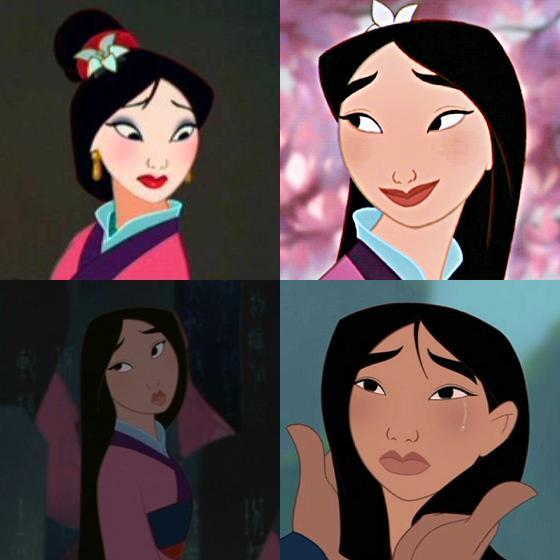 Mulan - Disney could have done so much meer with her