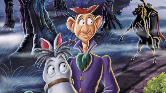 #10. The Adventures of Ichabod and Mr Toad