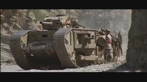 Robotnik's tank