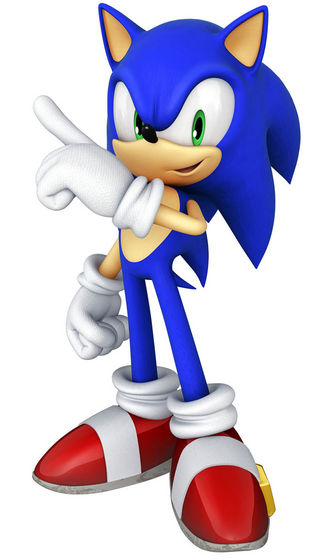 sonic the hedgehog sart