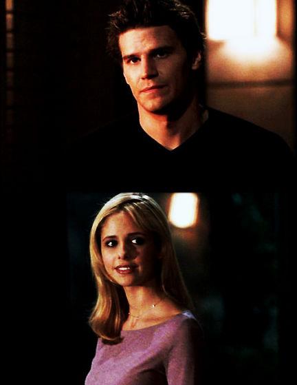 Angel: Are you still my Girl ? Buffy: Always...