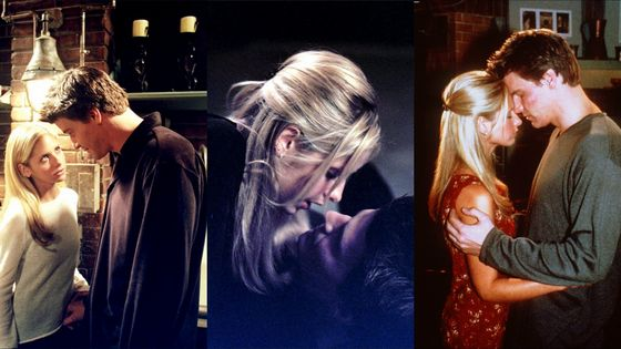 Moments from the most beautiful episode of entire 'Angel' series - 'I Will Remember You' 1x08