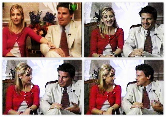 Interview for E! 1999