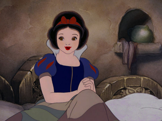 Aurora is great, but she didn't have a chance against Snow White in this competition