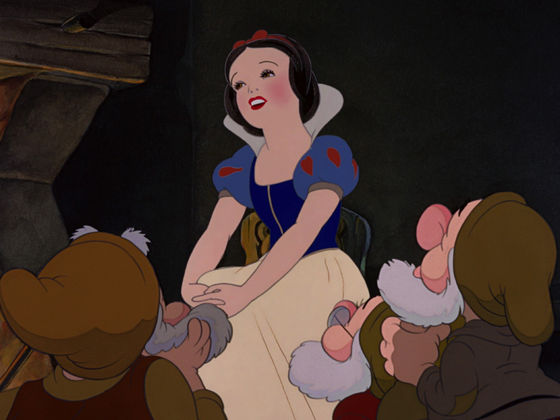 While I tình yêu Aurora's songs Snow White's are a little thêm variated and one of her songs happens to be my yêu thích Disney Song