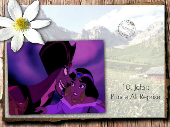 """It's not really his song, I always thought that he was just joking about prince Ali and imitated Ali's song."" - fiina"