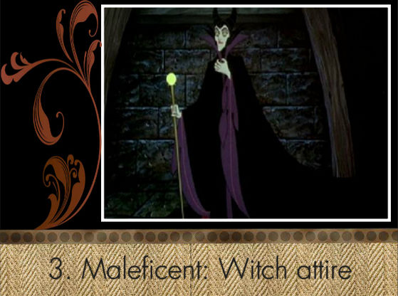 """Maleficent's dress is the most villain-like dress in this whole countdown and is deserves to be in the вверх 2 :)"" - Maja2601"