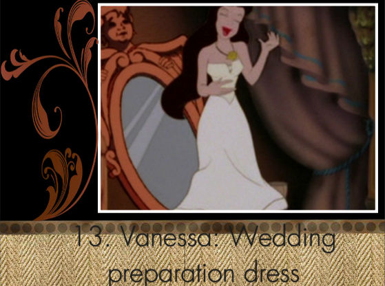 """I Любовь Vanesa's preparation dress, and I think it's even prettier than her actual wedding dress."" - Popcornfan"