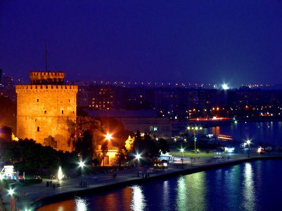 Thessaloniki in Macedonia