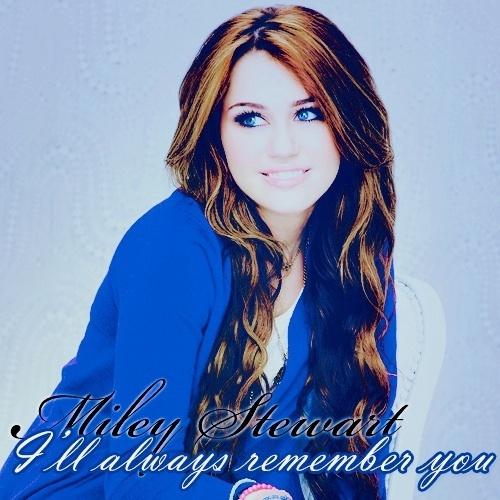 Miley Cyrus – I'll Always Remember You Lyrics | Genius Lyrics