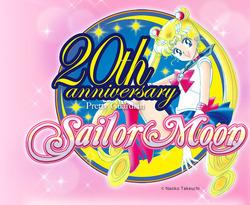 Sailor Moon 20th Anniversary ~