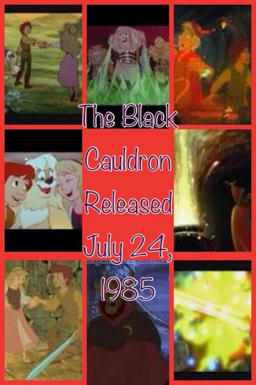 Ambitious but flawed, The Black Cauldron is technically brilliant as usual, but lacks the compelling characters of other Disney animated classics.