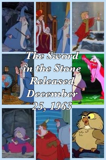 A decent take on the legend of King Arthur, The Sword in the Stone suffers from relatively indifferent animation, but its characters are still memorable and appealing.