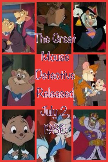 The Great Mouse Detective may not rank with Disney's classics, but it's an amiable, entertaining picture with some stylishly dark visuals.