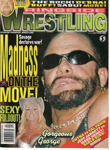 Ringside Wrestling #20 Sep 99'