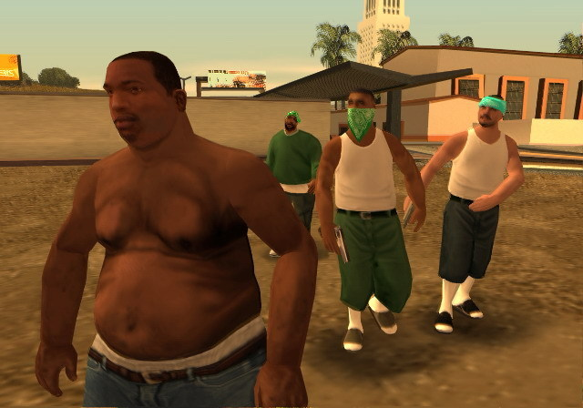GTA San Andreas Gangs - Grand Theft Auto - Fanpop - Page 8