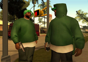 GTA San Andreas Gangs - Grand Theft Auto - fanpop