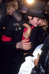 mj and his lover