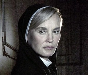 "Jessica Lange returns for her third season on ""American Horror Story""."
