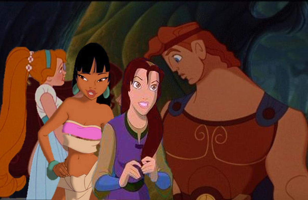 How to be a heartbreaker -Chapter 6 - disney crossover ...