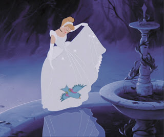 It doesn't matter what you think because I have a fairy godmother who gives me pretty dresses!