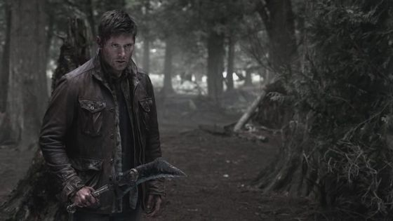 """Dean's first flashback from Purgatory in """"We Need to Talk About Kevin"""""""