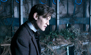 The Eleventh Doctor faces his fate in 'The Name of the Doctor'