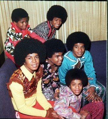 A Member Of The Jackson 5