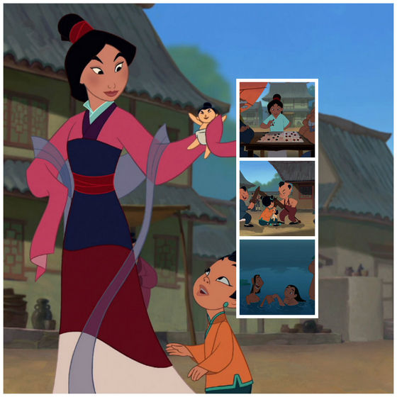 gender roles in mulan essay Princesses are not great role models if we want to raise empowered daughters   ebola isis explainer foundation essays us  by the age of two, most  children use gender pronouns in their speech and proactively  the studio's  characters, most notably in mulan (1998) and the 2013 megahit, frozen.