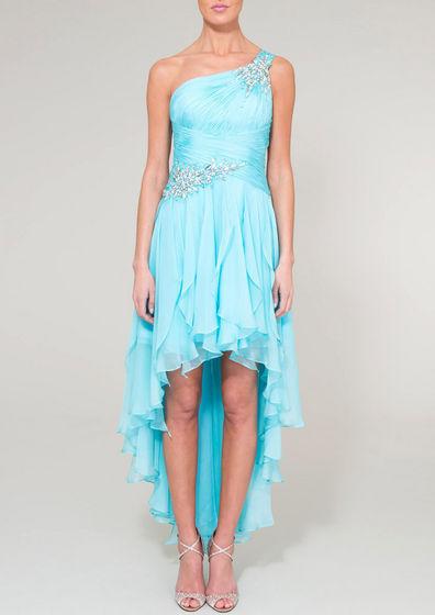 Icy's dress