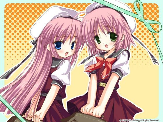 Anime Desiree and Juliette<3