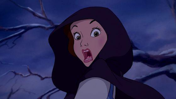 Beauty Part 2 Disney Crossover Fanpop