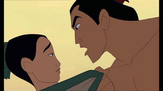 ♫ #7-I'll Make a Man Out of u (Mulan) ♫