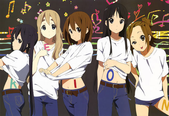 Keion - K-ON!
