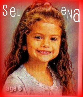 Little Selena, soo cute!!!