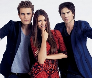 "On February 11, 2013, The CW renewed ""The Vampire Diaries"" for a fifth season."