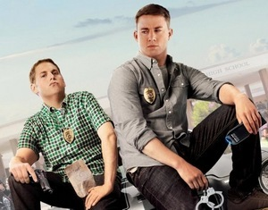 "Jonah Hill, Channing Tatum, and Ice Cube all return for ""22 Jump Street""."