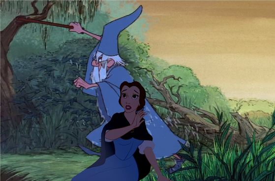 """""""I'll turn him into a minnow!"""""""