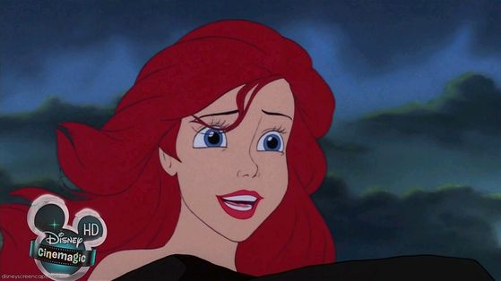 Ariel taught me that arguing with your dad doesn't mean not loving him
