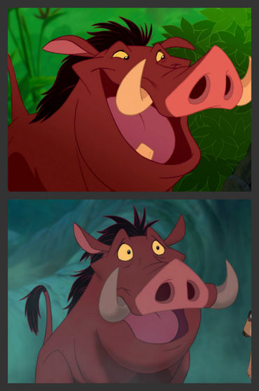 fanpop u0026 39 s favourite lion king characters  least