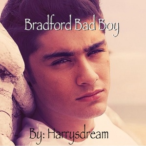 Official cover. Harrysdream is her wattpad account
