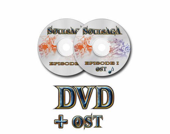 DVD + OST