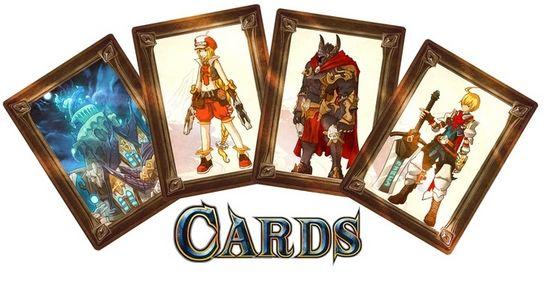 Soul Saga Playing Cards