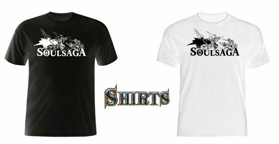 Soul Saga T-shirts