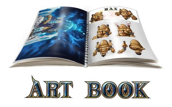 An Art Book of Soul Saga: Episode 1