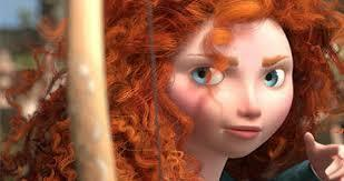 """I am Merida. Firstborn descendant of Clan DunBroch. And I'll be shooting for my own hand!"""