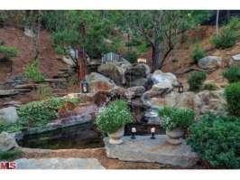 The Backyard At Michael's Palatial Estate