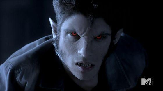 Human & Werewolf Forms Teen-wolf_216641_1